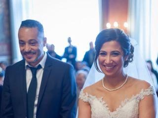 Le mariage de Samira et Oissime 1