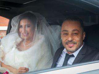 Le mariage de Samira et Oissime