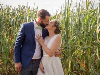 Le mariage de Sibylle et Antoine