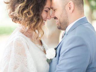 Le mariage de Clélia et Vincent