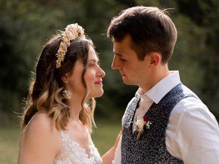 Le mariage de Swan et Loris
