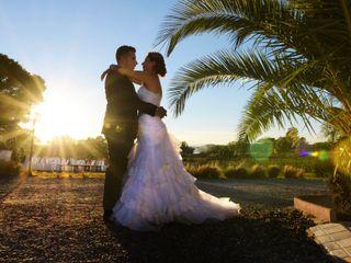 Le mariage de Aude et Romain