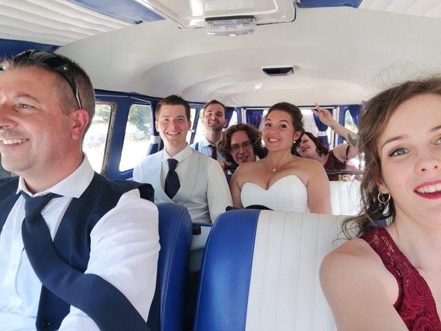 Le mariage de Simon et Pauline à Nans-les-Pins, Var 4