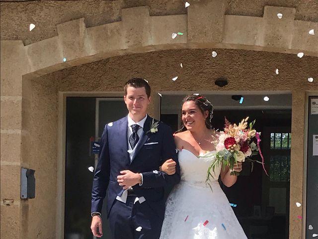 Le mariage de Simon et Pauline à Nans-les-Pins, Var 6