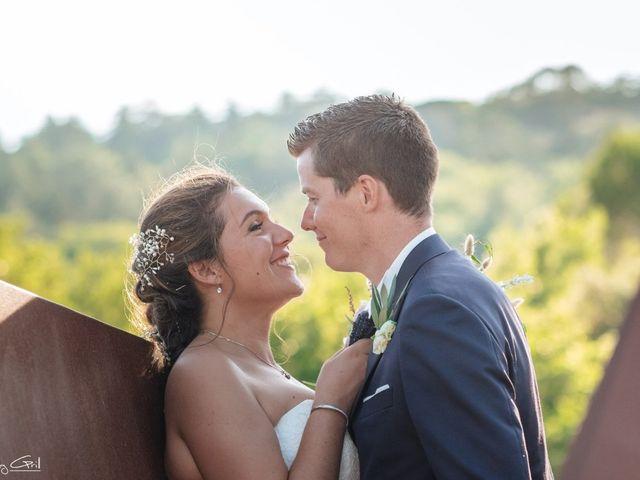 Le mariage de Simon et Pauline à Nans-les-Pins, Var 1