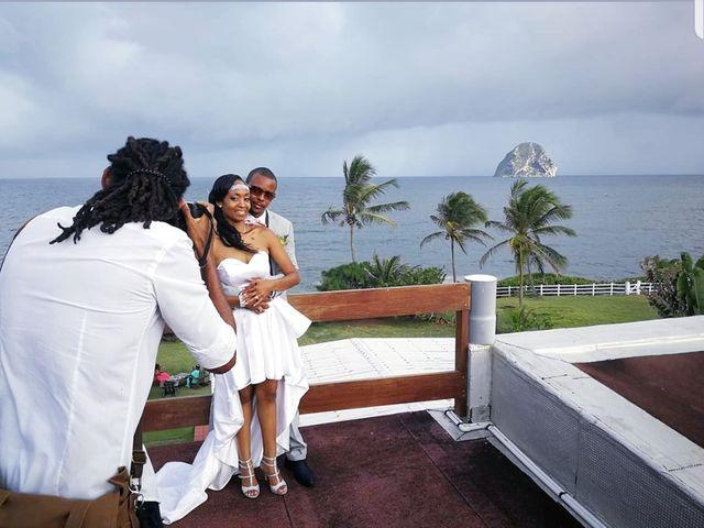Le mariage de Teddy et Kelly à Le Diamant, Martinique 11