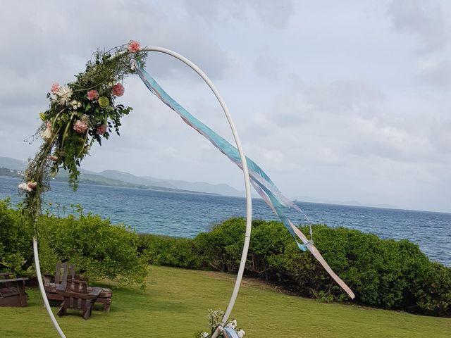 Le mariage de Teddy et Kelly à Le Diamant, Martinique 9