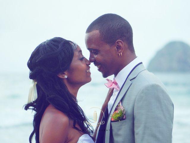 Le mariage de Teddy et Kelly à Le Diamant, Martinique 3
