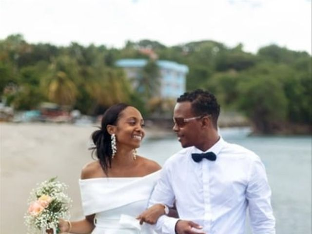 Le mariage de Teddy et Kelly à Le Diamant, Martinique 5