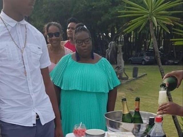 Le mariage de Teddy et Kelly à Le Diamant, Martinique 13
