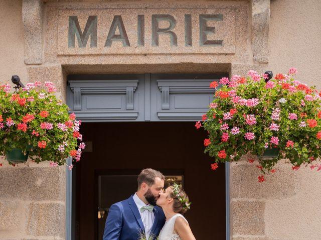 Le mariage de Antoine et Sibylle à Bessines-sur-Gartempe, Haute-Vienne 4