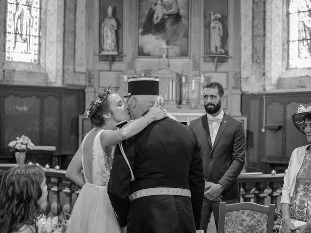Le mariage de Antoine et Sibylle à Bessines-sur-Gartempe, Haute-Vienne 5