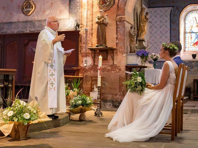 Le mariage de Antoine et Sibylle à Bessines-sur-Gartempe, Haute-Vienne 6