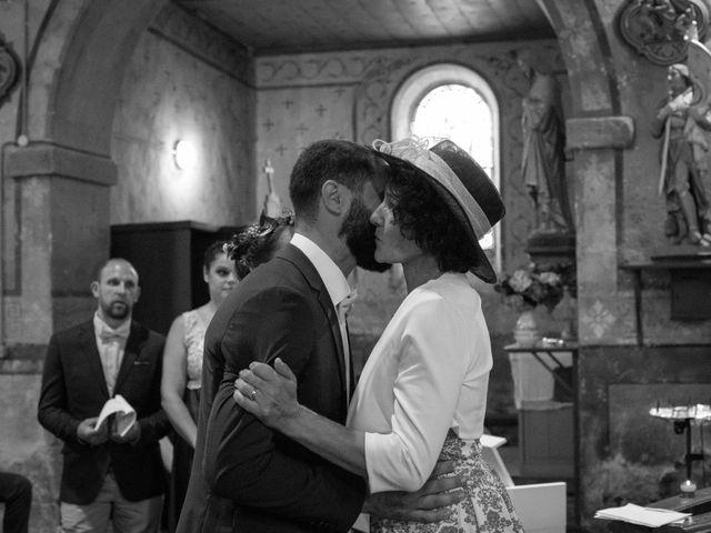 Le mariage de Antoine et Sibylle à Bessines-sur-Gartempe, Haute-Vienne 7