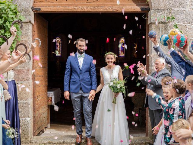Le mariage de Antoine et Sibylle à Bessines-sur-Gartempe, Haute-Vienne 8