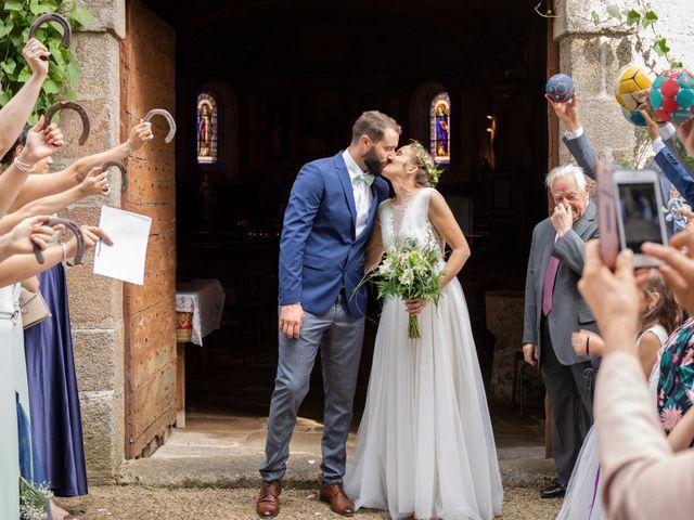 Le mariage de Antoine et Sibylle à Bessines-sur-Gartempe, Haute-Vienne 9