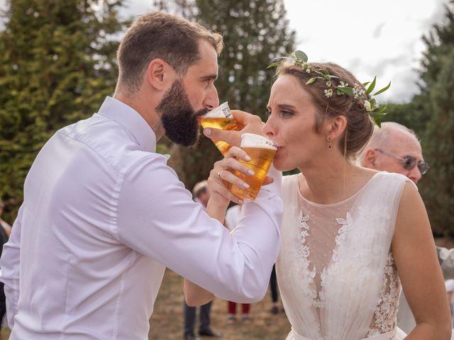 Le mariage de Antoine et Sibylle à Bessines-sur-Gartempe, Haute-Vienne 16