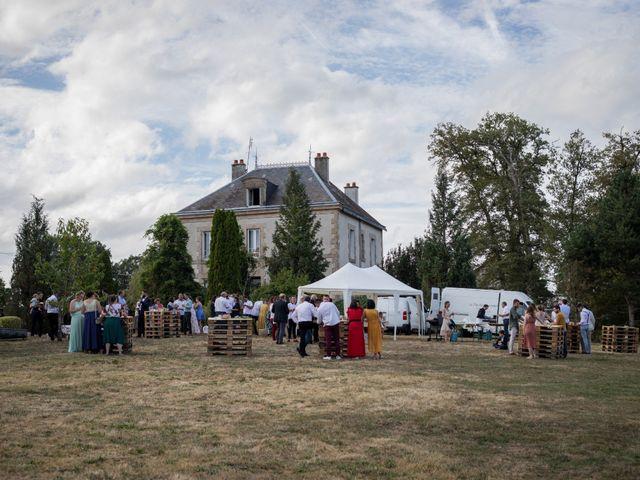 Le mariage de Antoine et Sibylle à Bessines-sur-Gartempe, Haute-Vienne 19