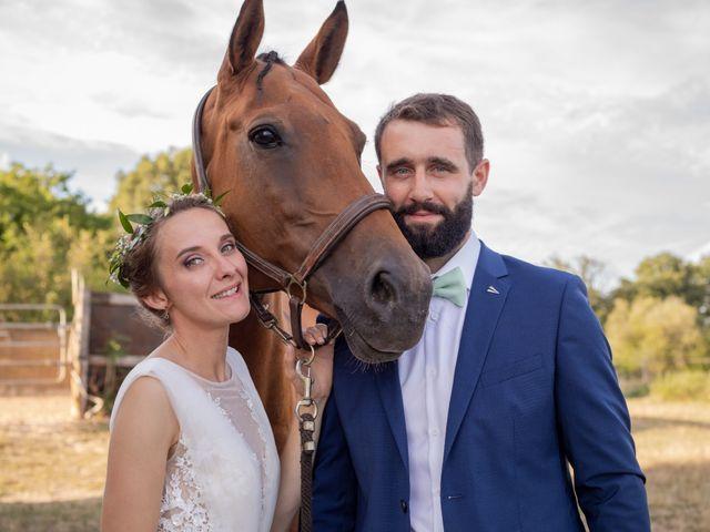 Le mariage de Antoine et Sibylle à Bessines-sur-Gartempe, Haute-Vienne 21