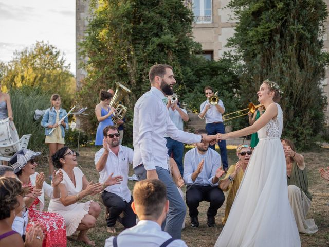 Le mariage de Antoine et Sibylle à Bessines-sur-Gartempe, Haute-Vienne 24
