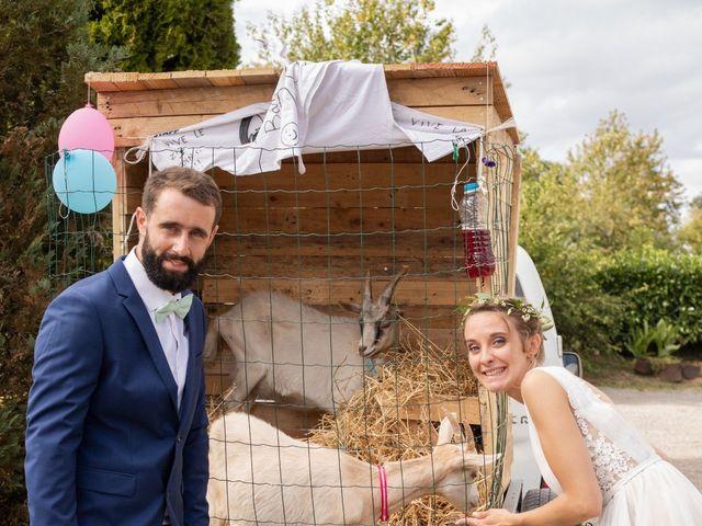 Le mariage de Antoine et Sibylle à Bessines-sur-Gartempe, Haute-Vienne 29