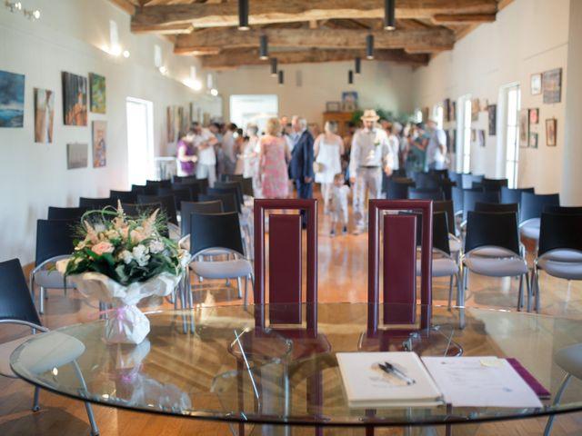 Le mariage de Vincent et Clélia à Génissac, Gironde 25