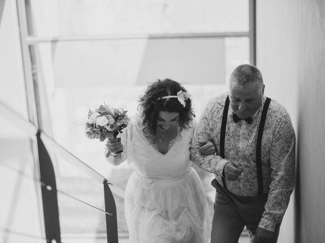 Le mariage de Vincent et Clélia à Génissac, Gironde 26