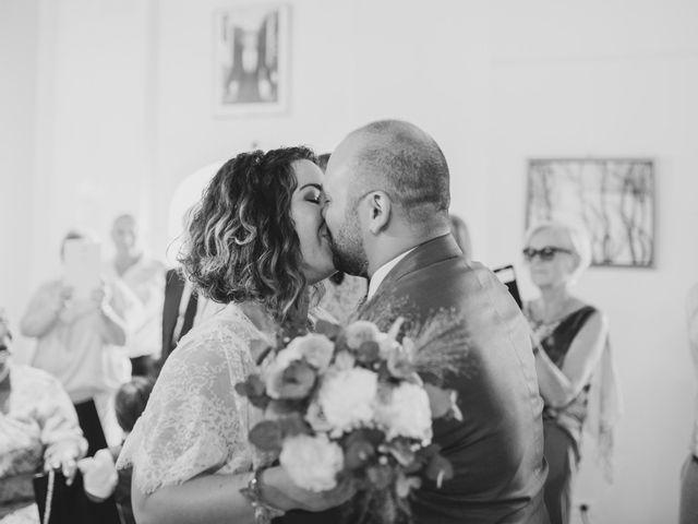 Le mariage de Vincent et Clélia à Génissac, Gironde 27