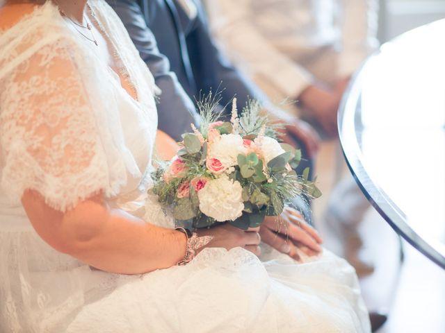 Le mariage de Vincent et Clélia à Génissac, Gironde 28