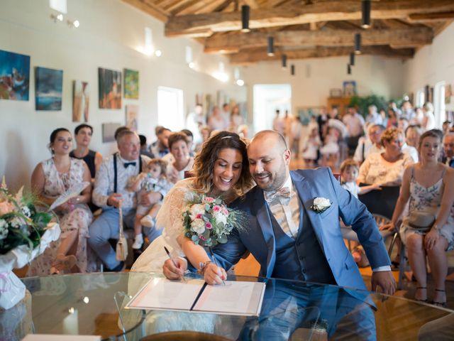 Le mariage de Vincent et Clélia à Génissac, Gironde 29