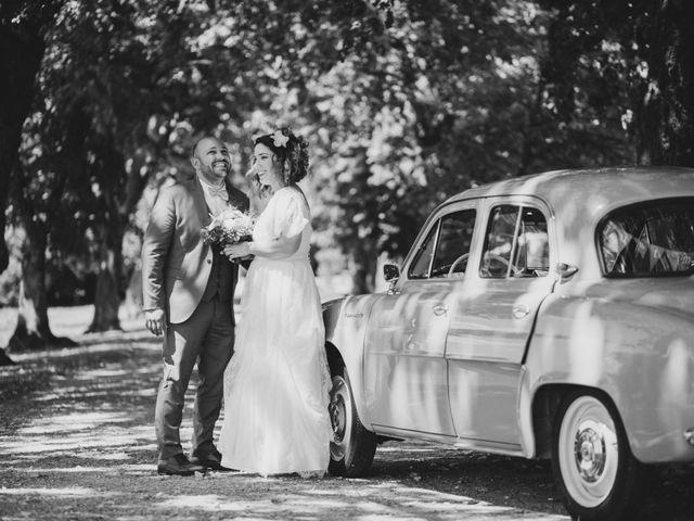 Le mariage de Vincent et Clélia à Génissac, Gironde 35