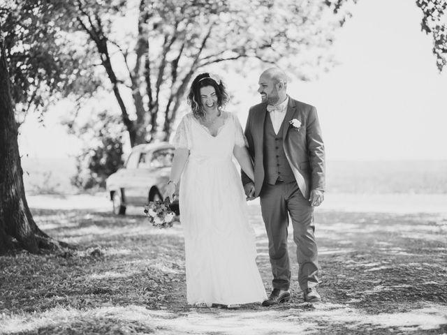 Le mariage de Vincent et Clélia à Génissac, Gironde 40