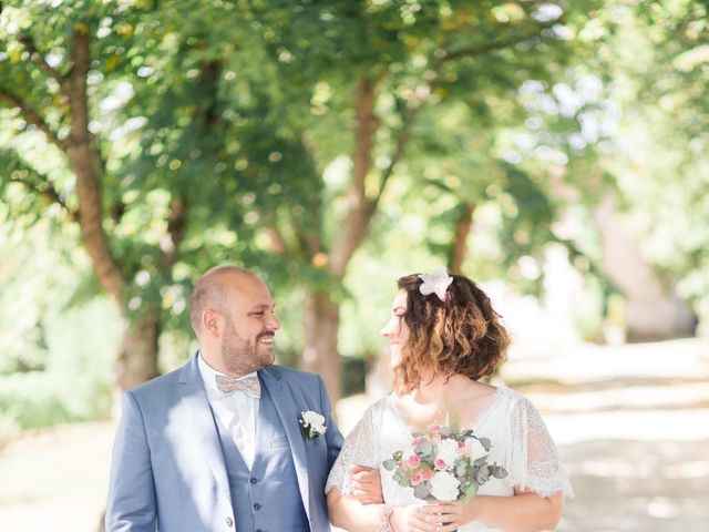 Le mariage de Vincent et Clélia à Génissac, Gironde 41