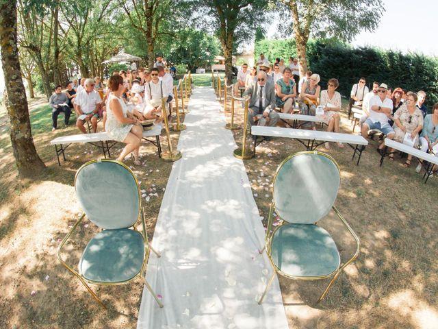 Le mariage de Vincent et Clélia à Génissac, Gironde 42