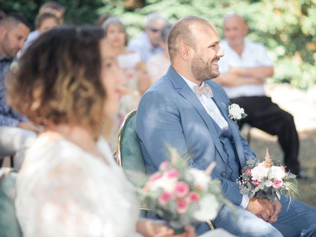 Le mariage de Vincent et Clélia à Génissac, Gironde 45
