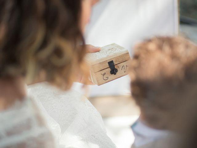 Le mariage de Vincent et Clélia à Génissac, Gironde 48