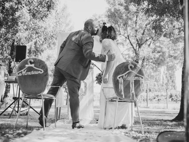 Le mariage de Vincent et Clélia à Génissac, Gironde 50