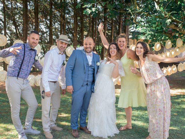 Le mariage de Vincent et Clélia à Génissac, Gironde 58