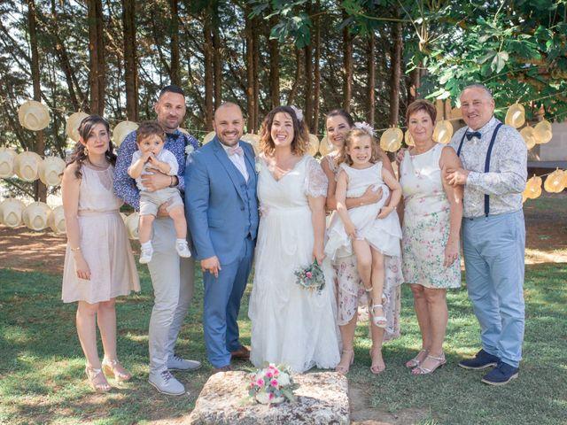 Le mariage de Vincent et Clélia à Génissac, Gironde 59