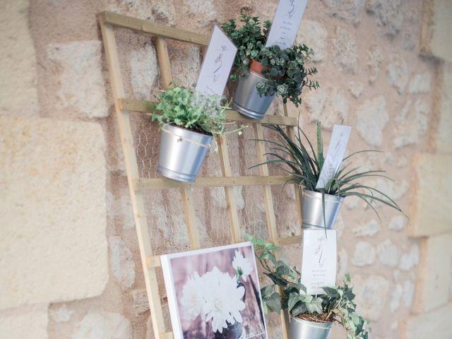 Le mariage de Vincent et Clélia à Génissac, Gironde 69