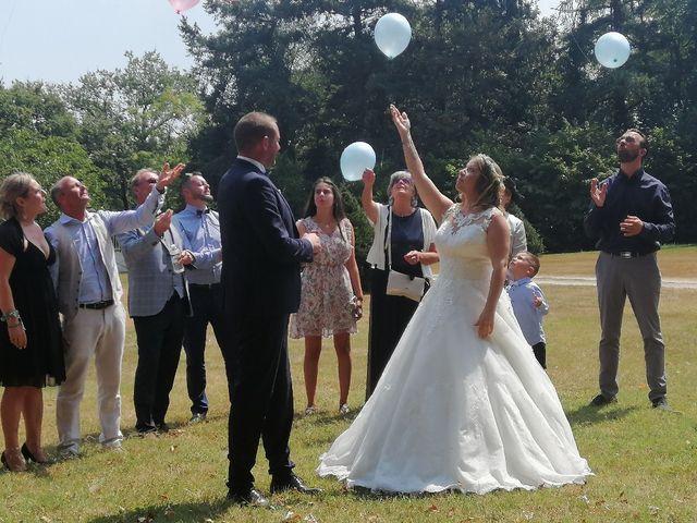 Le mariage de Julien et Jessica  à Challans, Vendée 2