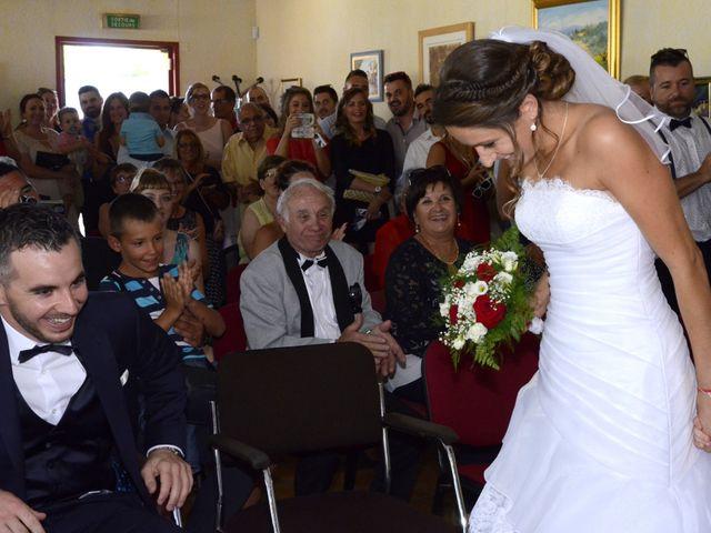 Le mariage de Romain et Aude à Béziers, Hérault 7
