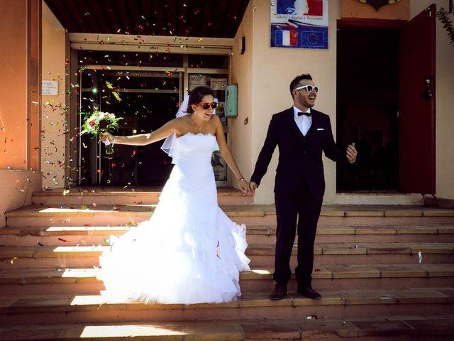 Le mariage de Romain et Aude à Béziers, Hérault 9