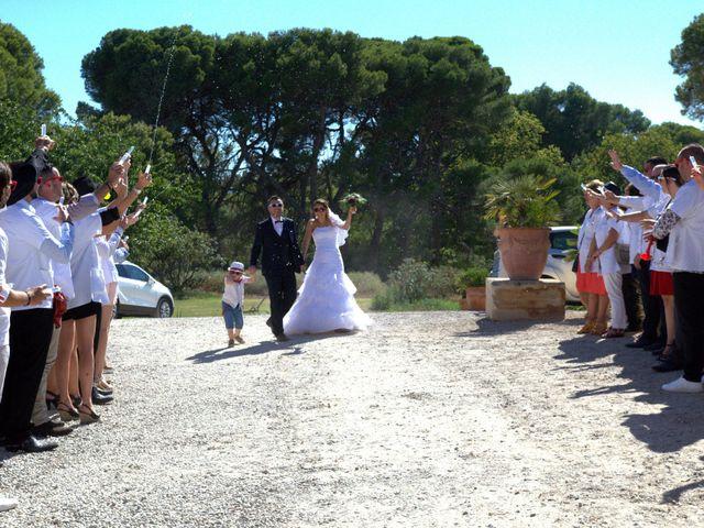 Le mariage de Romain et Aude à Béziers, Hérault 10
