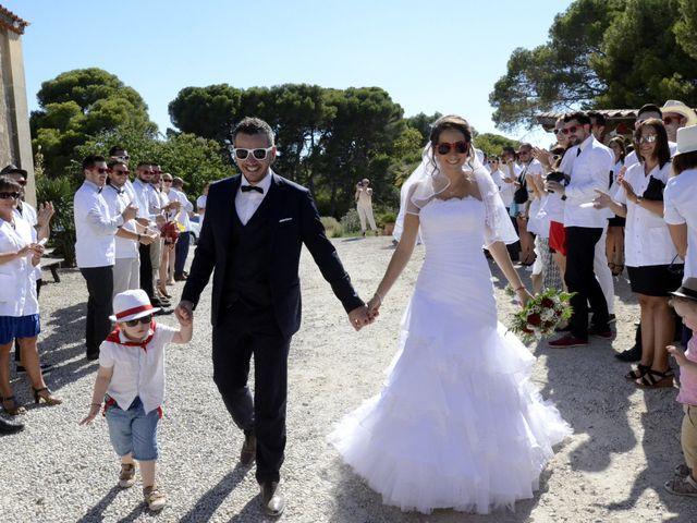 Le mariage de Romain et Aude à Béziers, Hérault 11