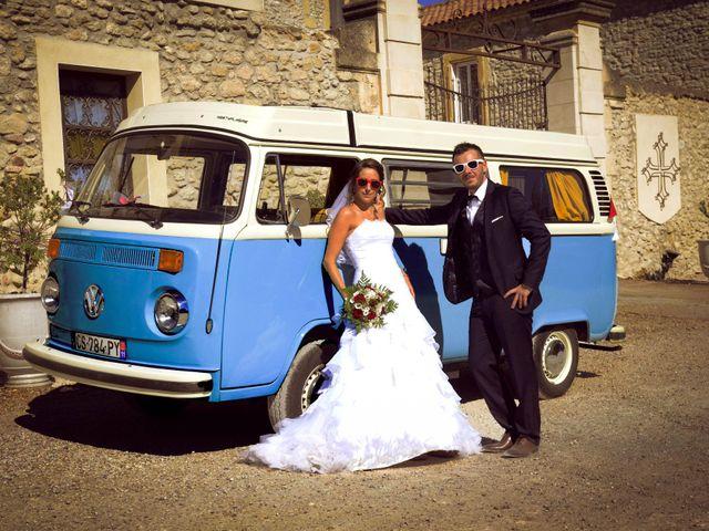 Le mariage de Romain et Aude à Béziers, Hérault 12