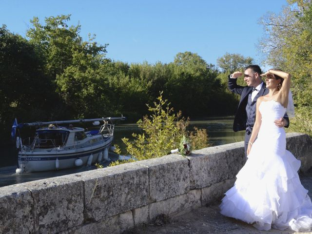 Le mariage de Romain et Aude à Béziers, Hérault 21