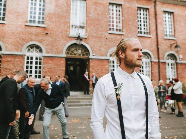 Le mariage de Arnaud et Julie à Recquignies, Nord 6
