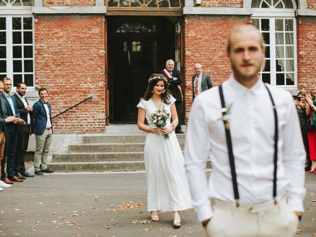 Le mariage de Arnaud et Julie à Recquignies, Nord 7