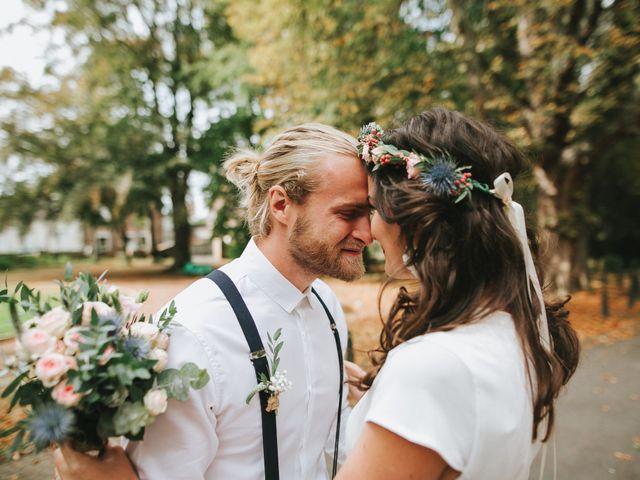 Le mariage de Arnaud et Julie à Recquignies, Nord 9